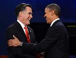 Obama, Romney Tied as They Head Into 3rd Debate