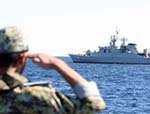 Iran Warns Off Foreign Planes during Naval Drill