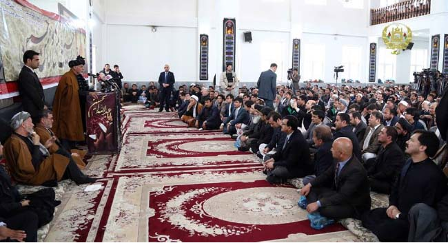 Non Muslim Perspective On The Revolution Of Imam Hussain: Millions Of Afghans Mourners Mark Ashura