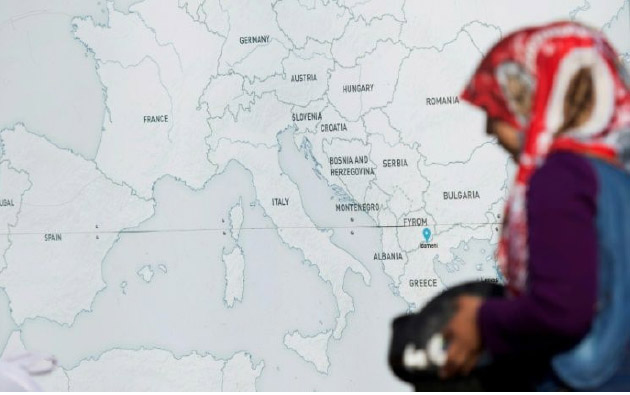 Balkan Countries Illegally Push Back Migrants: UNHCR