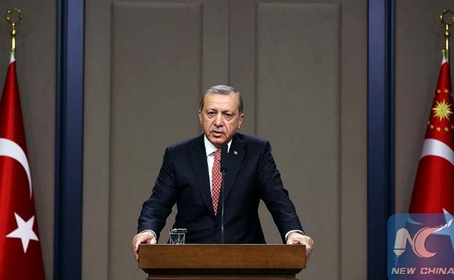 Erdogan Pledges Continued Fighting Against Terrorism