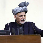 'There is no Sovereignty of the Law in the Country': Ghani
