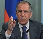 Russia FM Voices Concerns over U.S. Attempt to Arm Syrian Rebels