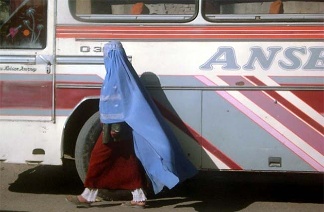 Street Harassment in Afghanistan