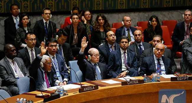 "French UNSC Drafted Resolution on Syria ""Politicized, Unbalanced"": Russia"