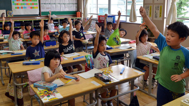 Distinctive Features of the Japanese Education System - The Daily ...