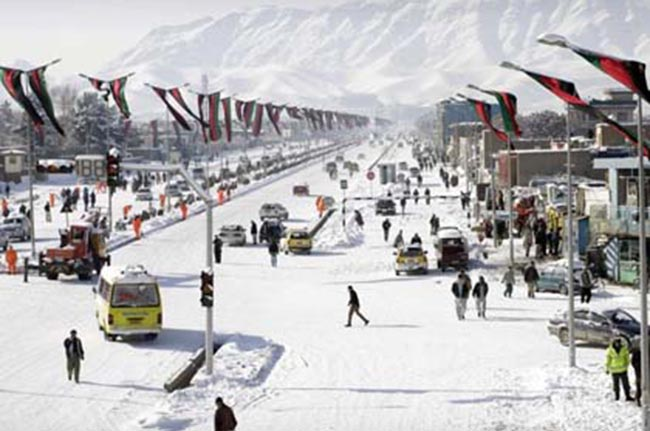 Kabul: Life Threatening Winter