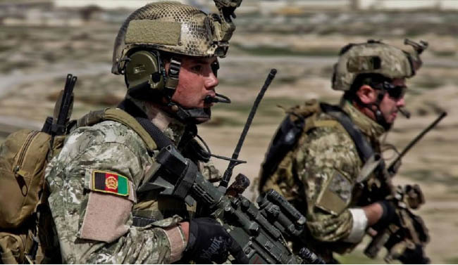 Afghan Forces  Move to Recapture Helmand's Nawa