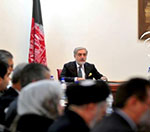 MoAB Attack was a  Right Action: Abdullah