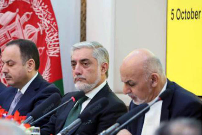 NUG Committed to Delivering on Past Promises: Abdullah