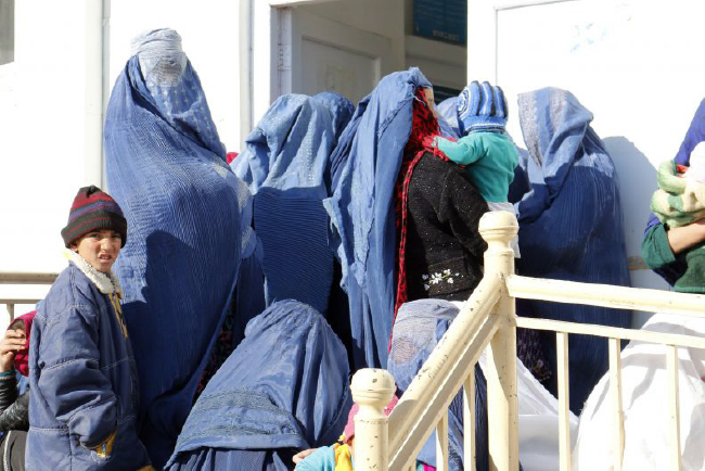 Afghan Women and Need for Widespread Discourse
