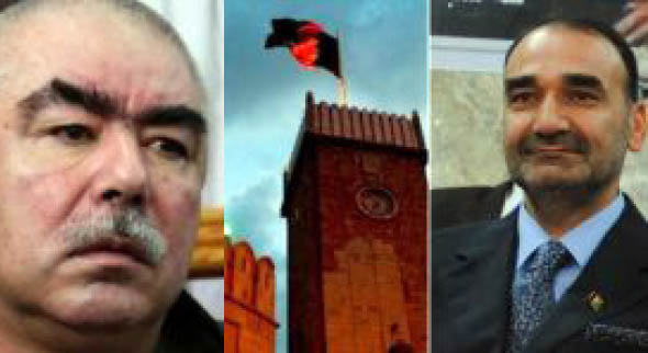 ARG Reacts at  Alleged Communication  of Dostum's Position