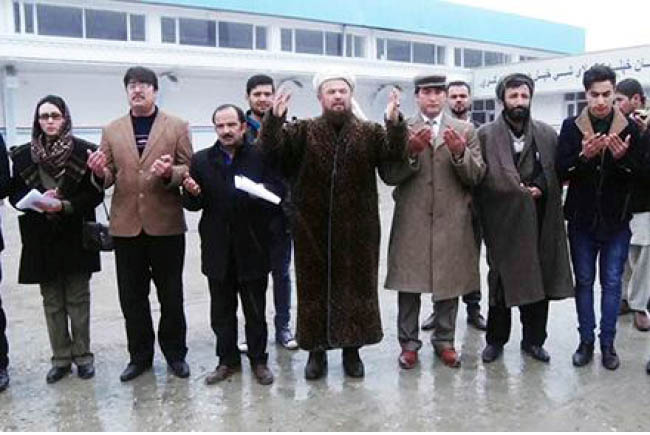 Balkh Activists Call for Govt. Action Against Insurgency