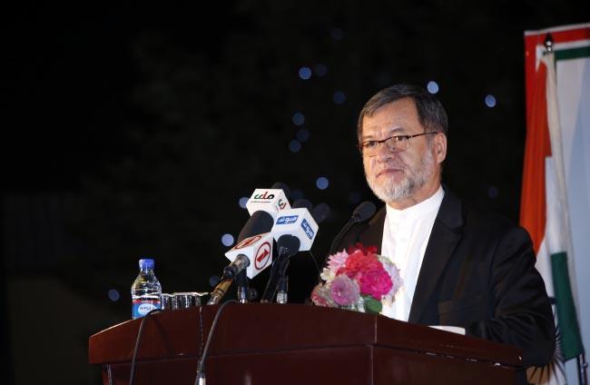 Speech of H E Muhammad Sarwar Danish, Second Vice-President