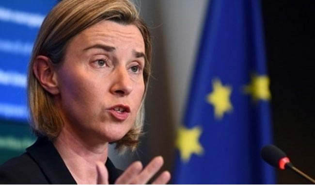 EU Top Diplomat to Visit Kuwait as Part of Mediation Efforts to End Gulf Crisis