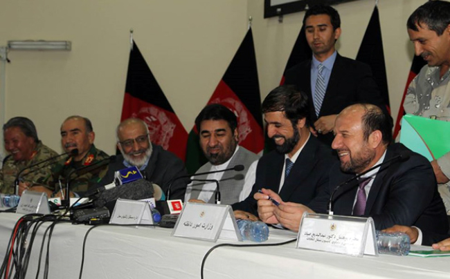 IEC Signs Agreement  on Election Security with NDS, MoD