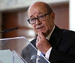 France Wants Major Powers to Make 'Proposals' to Syrian Warring Parties