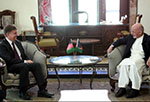 Britain Special Envoy Calls on President Ghani, Assures Future Cooperation