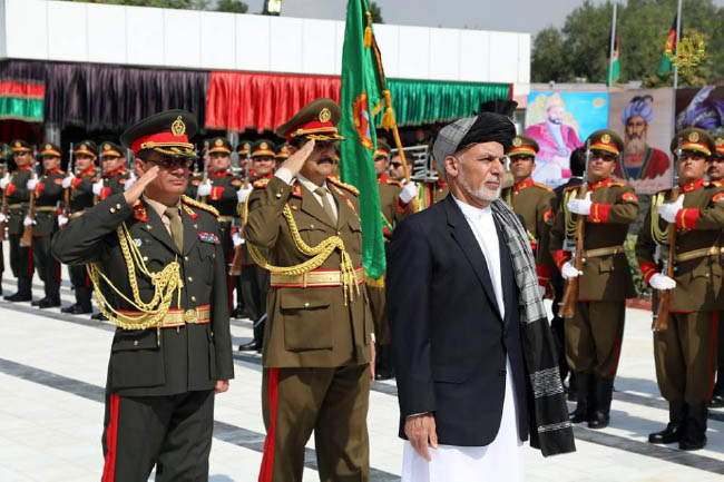 Afghanistan Celebrates 98th Independence Day