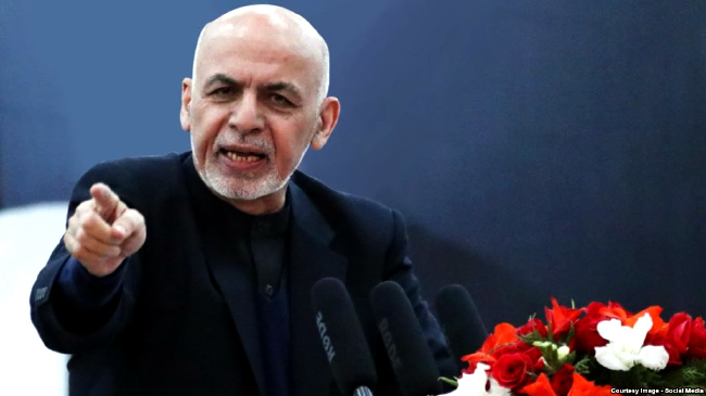 Ghani Accused of  Censorship after Cutting  off Journalist