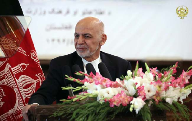 Killers of Afghans to be  Treated Ruthlessly: Ghani