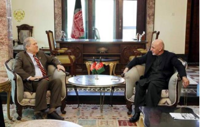 Corruption a Major Cause of Instability: Ghani