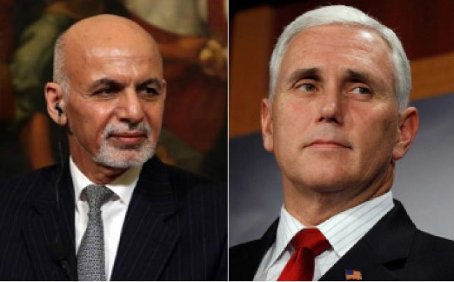 Pence Supports Kabul's  Quest for Peace, Stability