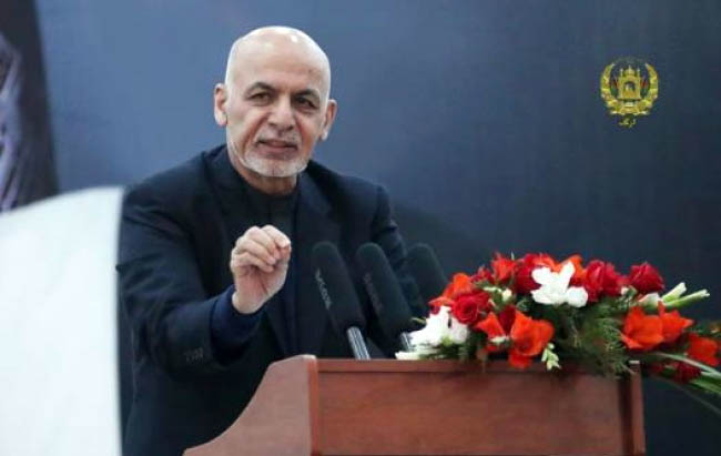 Ghani Seeks Clear Analysis of Insecure Districts