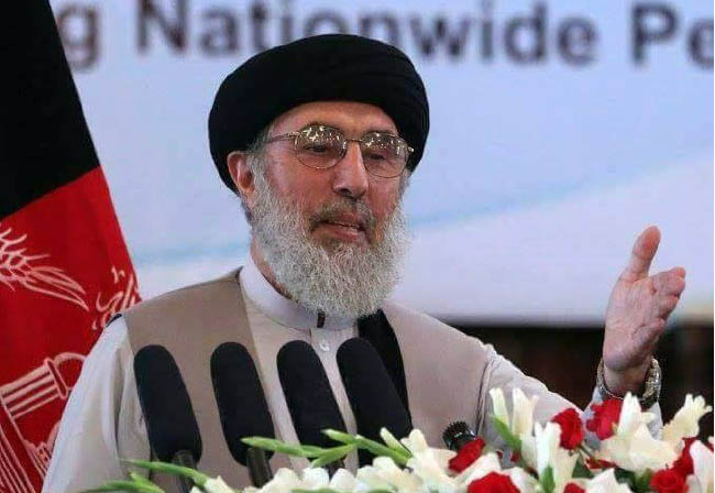 Hekmatyar Calls for  Harmony Among Political Parties