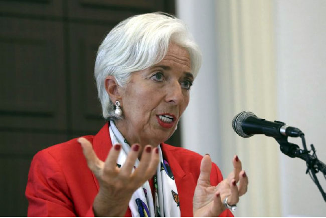 World Economy is Picking  up Speed: IMF