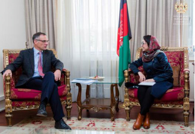 Kabul, NATO Discuss Preparations for Key Event