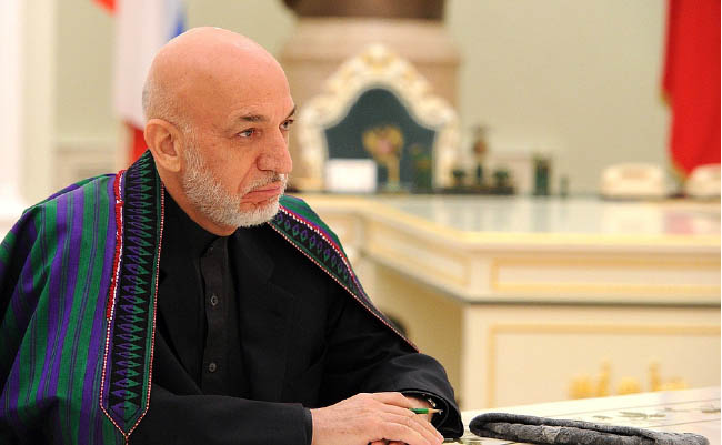 Karzai Claims  US Colluded with  Daesh in Afghanistan