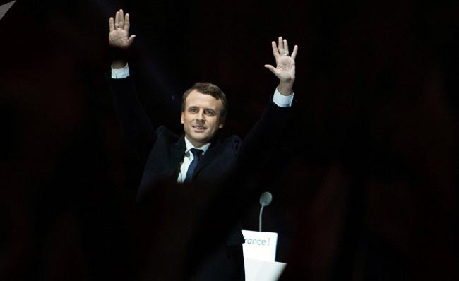 Final Results Confirm Macron Wins French Presidential Election