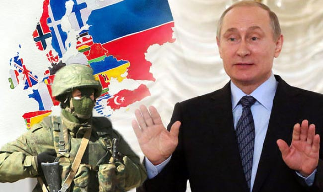Russian Armed Forces Ready to Counter any Threat: Putin