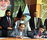 Contracts for Road, Bridges Worth Afs 220m Signed