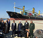 President Rouhani Inaugurates 1st Phase of Chabahar Port