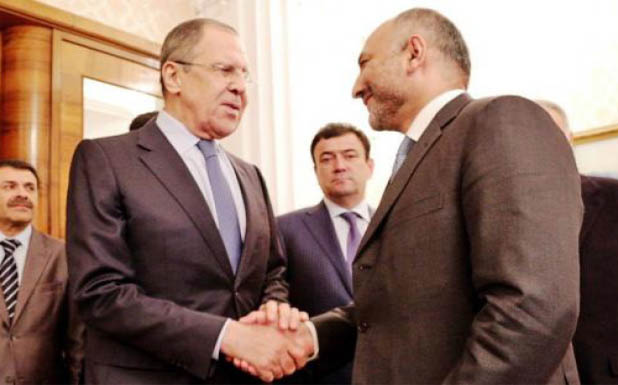 Russian Backs Afghanistan's Reconciliation Policy