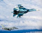 "Russian Planes ""Followed"" by NATO Jet over Baltic: Russian Defense Ministry"