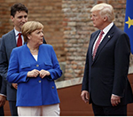 In Europe, Trump Gets 2nd Chance  to Make 1st Impression