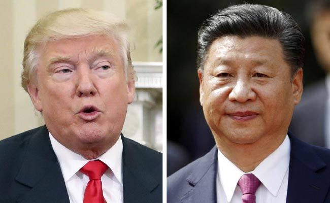 Xi, Trump Set Constructive Tone for China-U.S. Relationship: FM