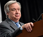UN Chief Notified of U.S. Intention to Withdraw from Paris Climate Pact