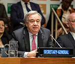 UN Urged to be More  Effective in Peace  and Development