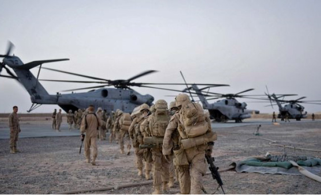 Obama says Toughest Decision was over Troop Surge in Afghanistan