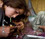 Afghan Women's Addiction to Narcotic Drug