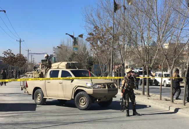 UN Calls Attack on  Civilians in Kabul  Heinous and Cowardly