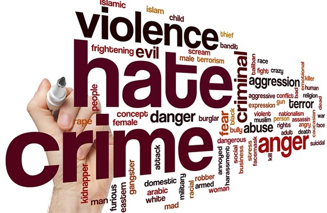 Hate Crime – A Great Cause for Concern