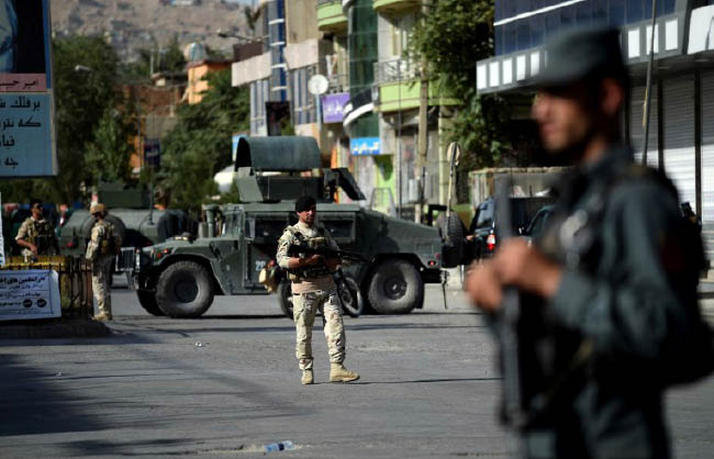 Over 60 Suicide Attacks Hit Afghanistan in 2017