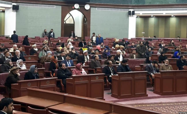 MPs Lament  Slow-Paced Work on  Foreign Policy Principles