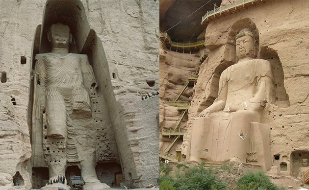 Historical Similarities between two  Afghan-Chinese Provinces: Bamyan and Sichuan