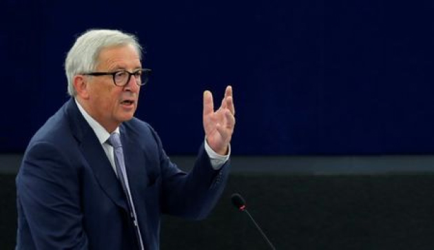 EU to Make New Proposal on Protecting  External Borders: Juncker